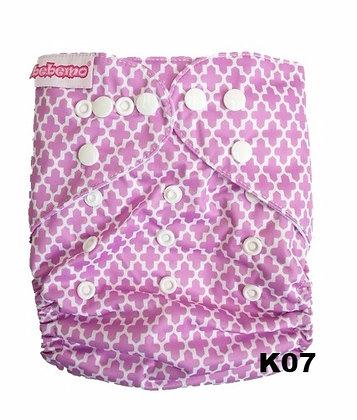 Reusable Cloth Diaper (Standard size)- Kauri