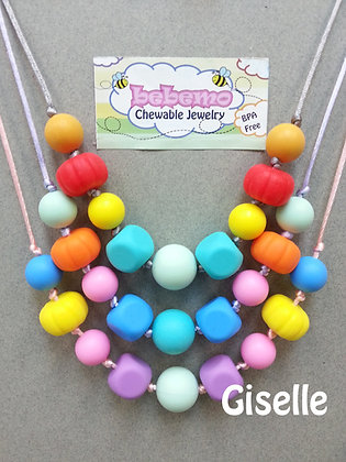 Chewable Jewelry ( Giselle )