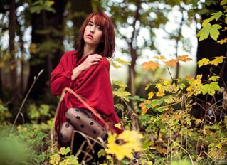 Herbstfeelings mit Sarah
