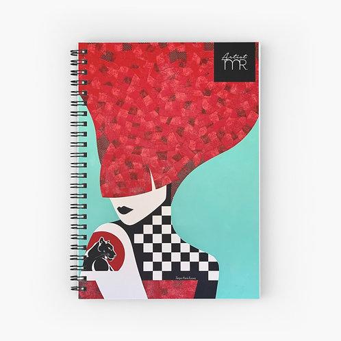 Sloane . Spiral Notebook