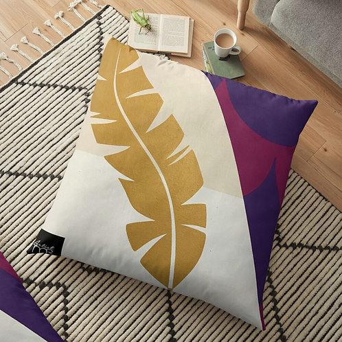 La Plume . Floor Pillow