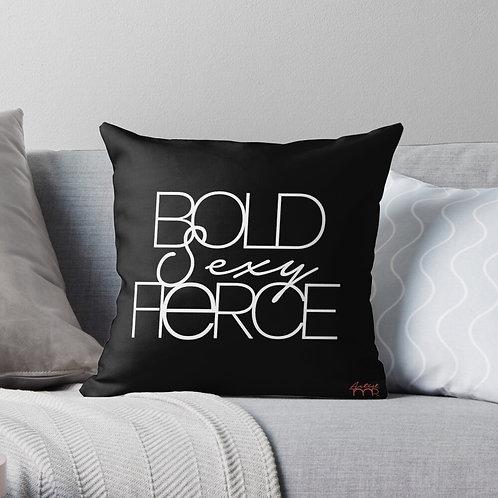 BSF . Throw Pillow