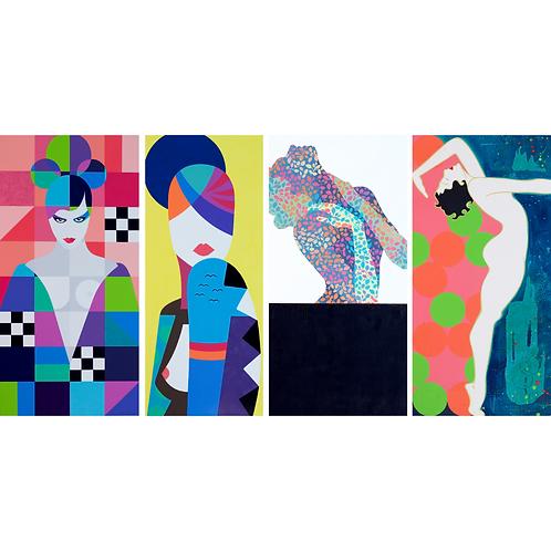 Print Collection MLAA4