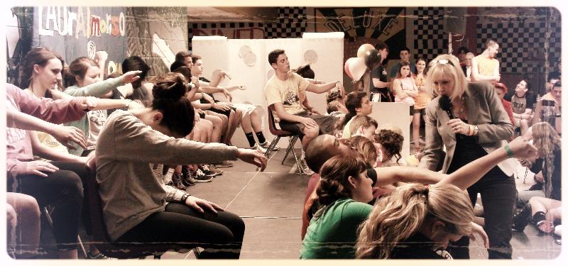 Laura Amoroso Propject Grad Hypnosis