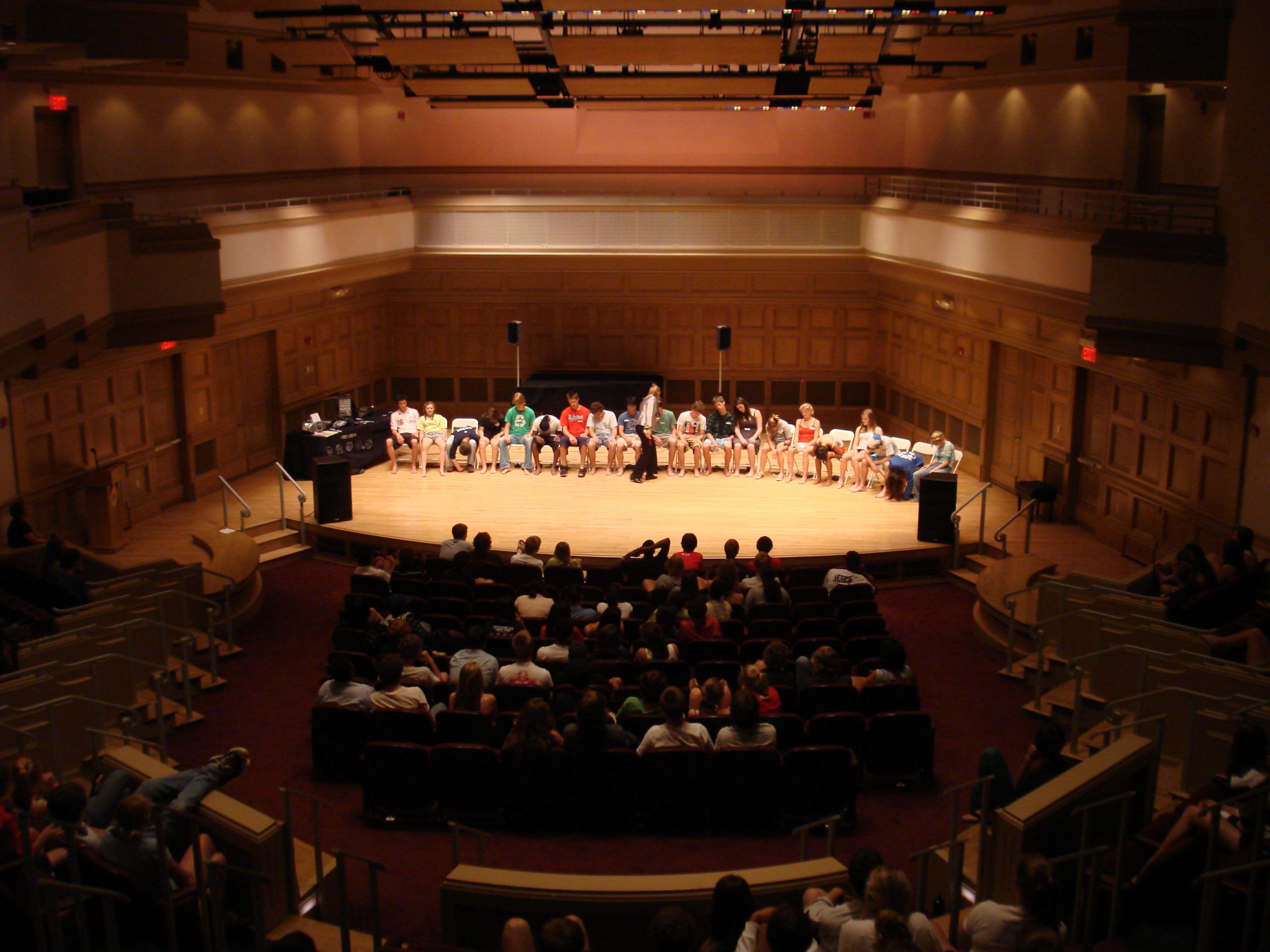 Hypnosis Stage Show Amoroso