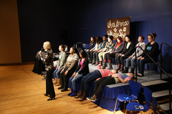Moore College of Art Amoroso Comedy Hypnosis 2014