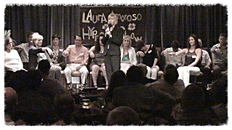 Adults In Hypnosis Amoroso Show