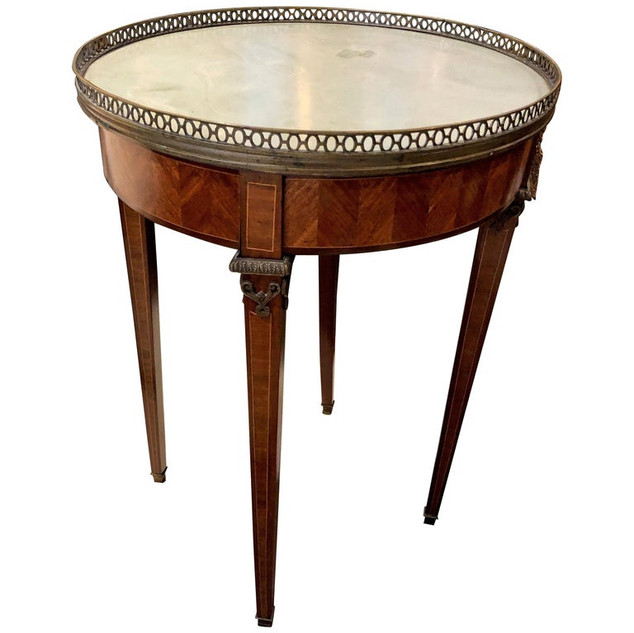 French Boulette Table