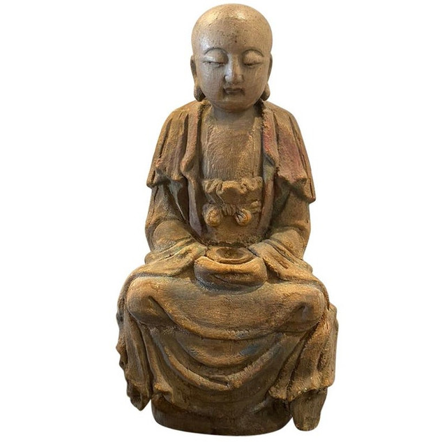 Chinese Dainichi Buddha Figure