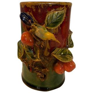 Antique Chinese Glazed Brush Pot
