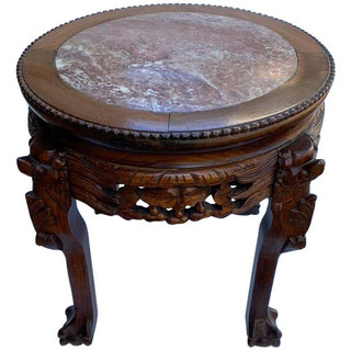 Chinese Short Side Table