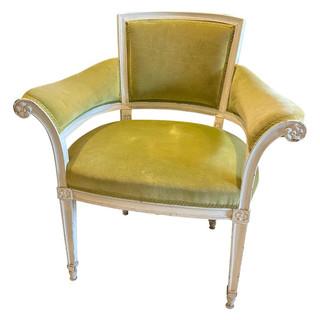 1950's Parisian Armchair