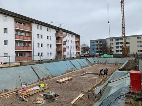 Startschuss für einen weiteren Neubau