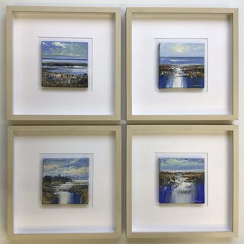 Estuary Miniatures by Jonathan Trim
