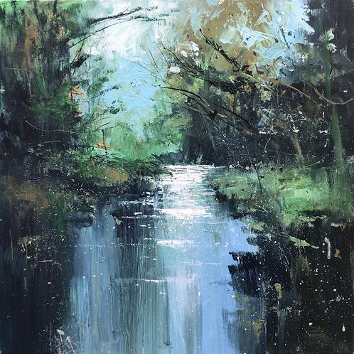 """Belfairs Brook"" by Jonathan Trim"