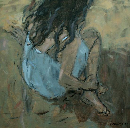 vrouw in blauwe jurk.jpg