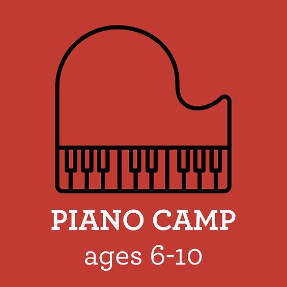 Piano Camp