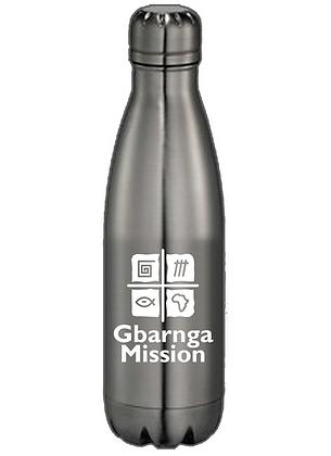 Gbarnga Mission Water Bottle