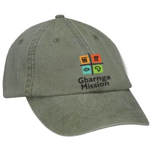 Gbarnga Mission Hat