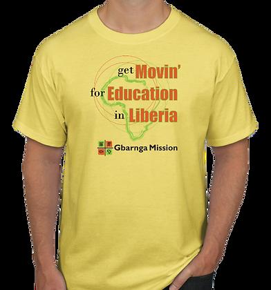 Gbarnga Mission T-Shirt