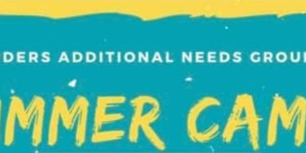 BANG Summer Camp