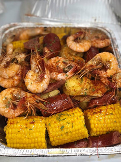 shrimp corn potato seafood