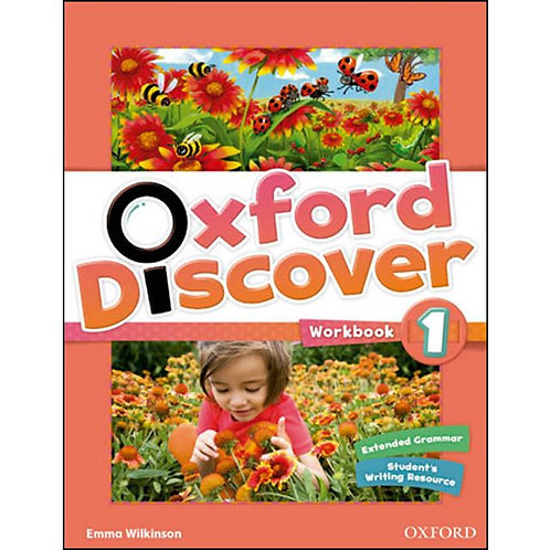 Oxford Discovery 1 - Student's book