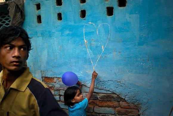 Street scene - Varanasi 2008
