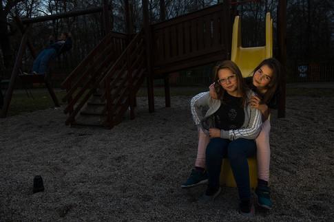 Adriana a Kristýna