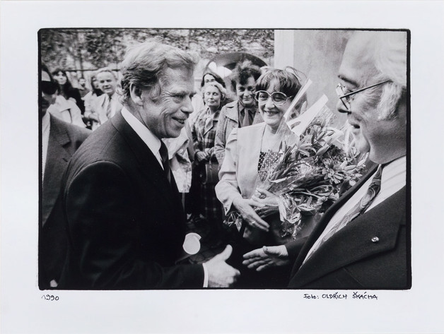 Oldřich Škácha in mem. (KVH)