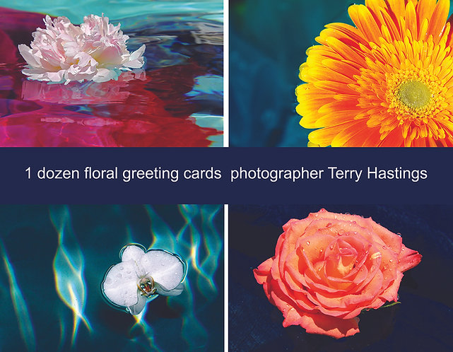 Flower Post Cards