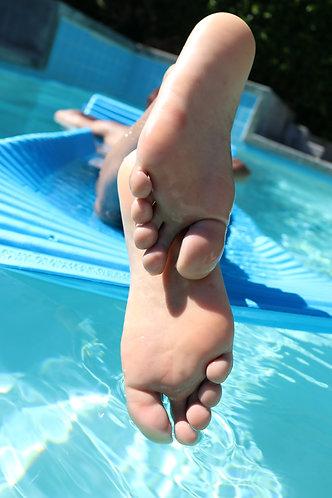 Feet Afloat