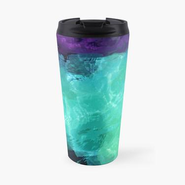 Sea Floor travel-mug
