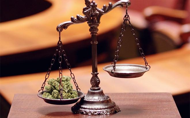Nouvelle loi sur le cannabis, dossier criminel possible ?