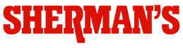Shermans - Logo Red transparent.png