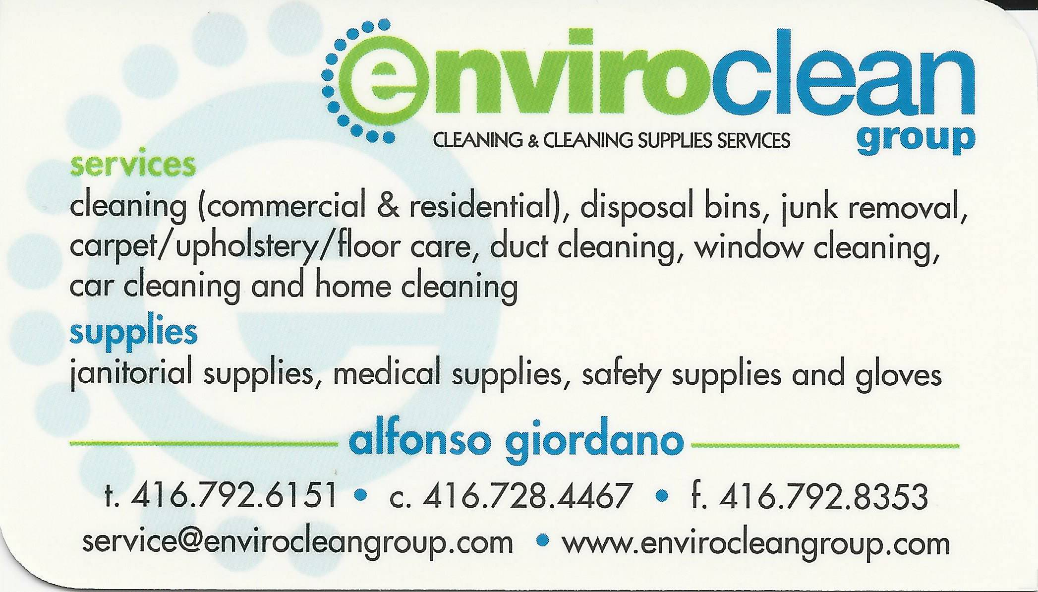 Eviroclean Group
