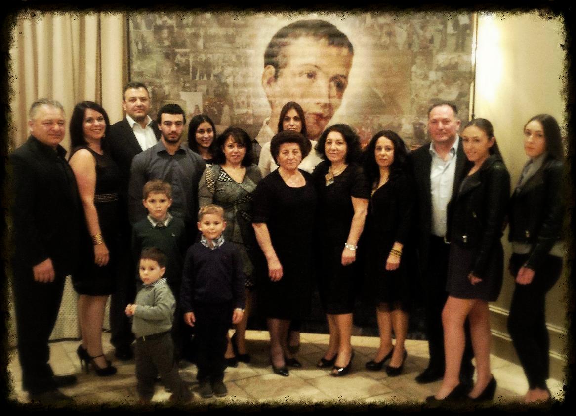 Compierchio Maria e Famiglia