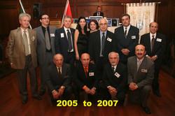 Comitato 2005  to  2007