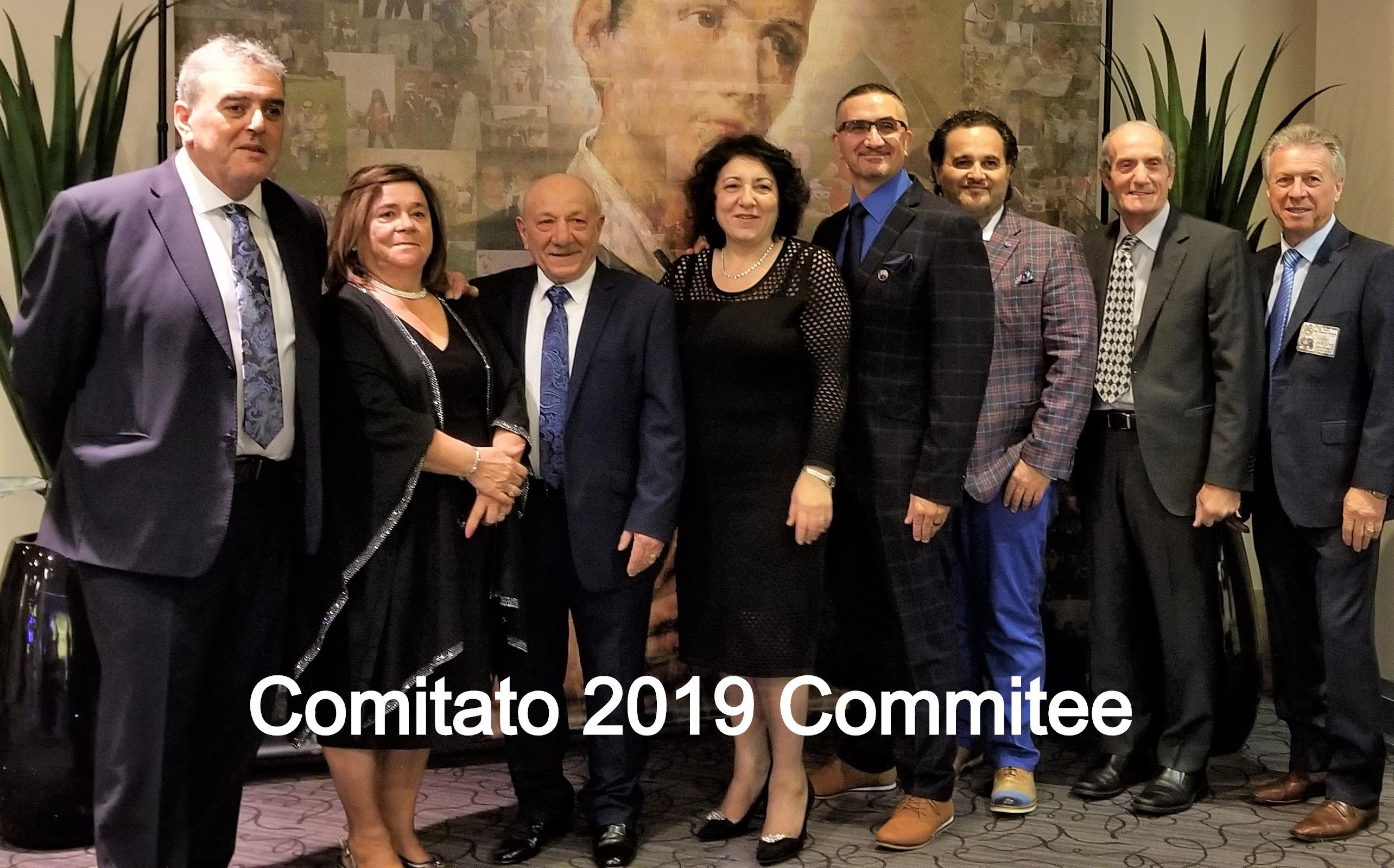 Comitato 2019 Committee