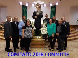 Comitato 2018 Committe