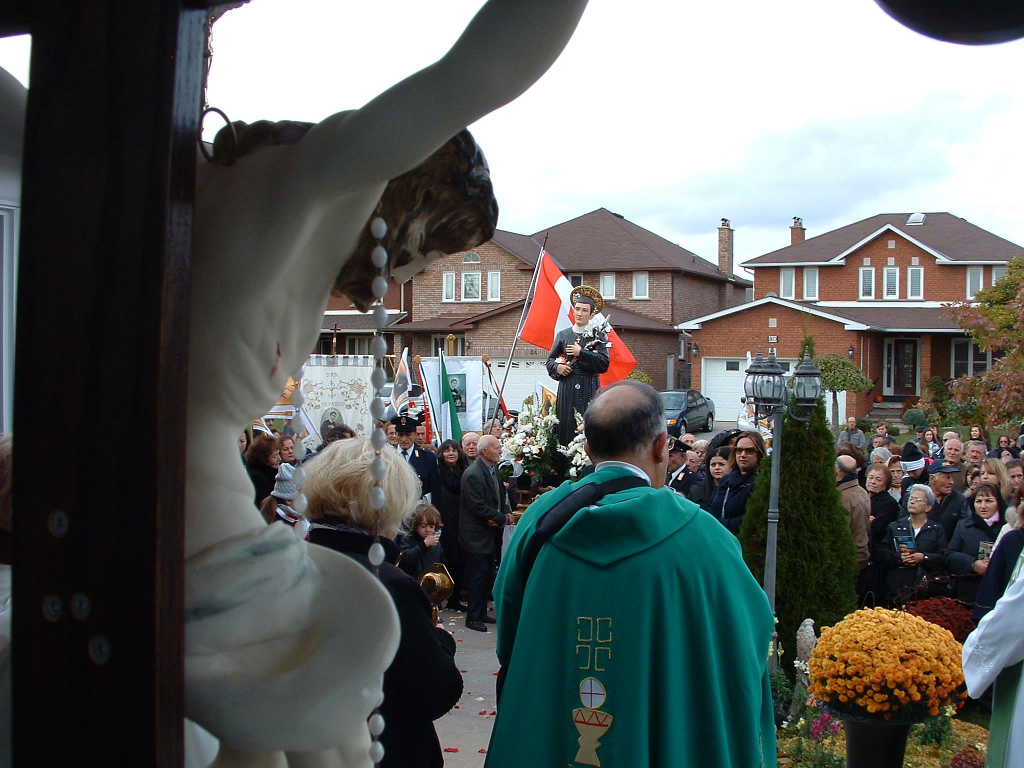 Processione Procession