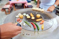 Ob Fleisch, Fisch, vegetarisch oder vegan, kochen auf dem Circo75 lässt Sie zum Chefkoch werden.