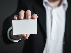5 Tips to Create Your Own Business Card