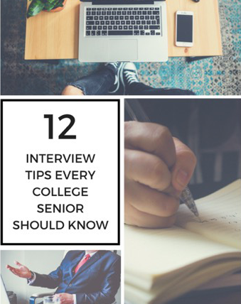 12 Tips Every Graduating College Senior Needs To Know