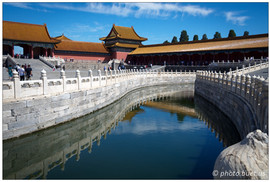 The river of the Forbidden City