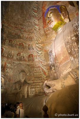 Grottes de Yungang, Datong