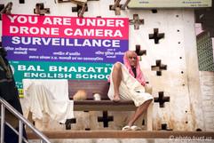 You are under drone camera surveillance