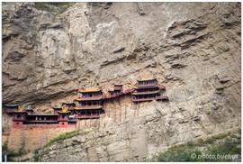 Le Monastère Suspendu de Huayan, Datong