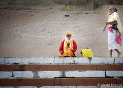 Varanasi, Gurus at the Ghat