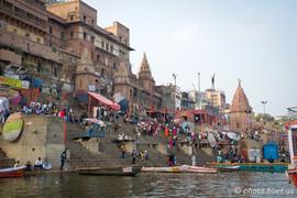 Varanasi's Ghat